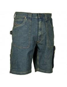 Pantaloni in jeans da lavoro Havana Cofra