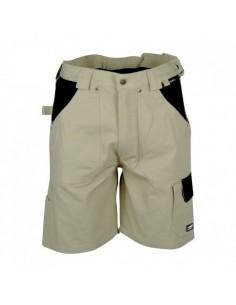 Pantaloncini da lavoro Cofra Saragossa colore Beige