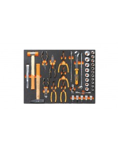 """Modulo morbido bussole da 1/2"""", pinze e utensili a percussione MB36"""