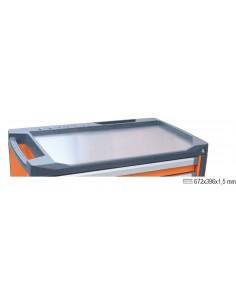 Pianodilavoro in acciaio inossidabile percassettieraC37 3700/PLA