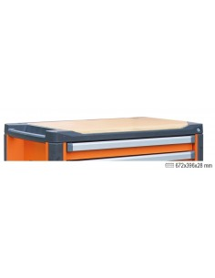 Pianodilavoroin legno percassettieraC37 3700/PLL