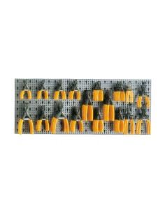 Assortimento 78 utensili, con ganci senza pannello 6600 M/230
