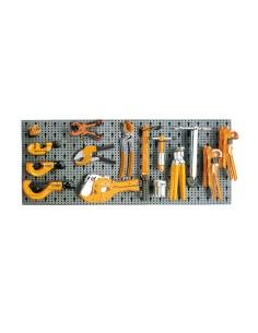Assortimento 36 utensili, con ganci senza pannello 6600 M/465