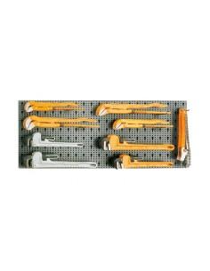 Assortimento 18 utensili, con ganci senza pannello 6600 M/480