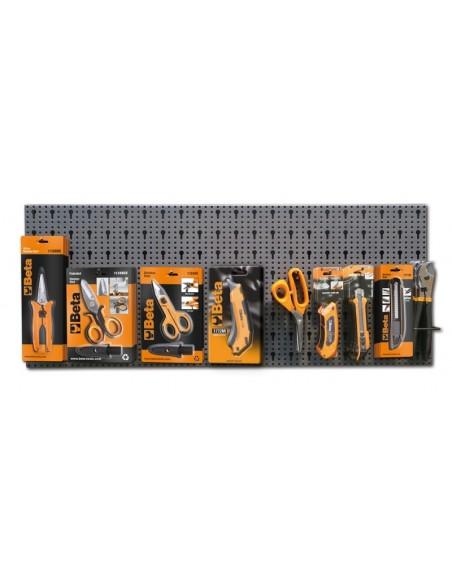 Assortimento 51 utensili, con ganci senza pannello 6600 M/534