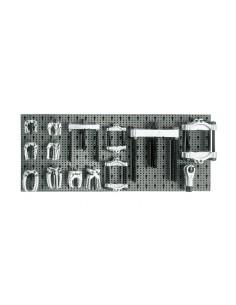 Assortimento 28 utensili, con ganci senza pannello 6600 M/650