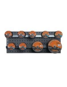 Assortimentodi 540 dischi abrasivi rigidi congancisenzapannello 6600 M/858