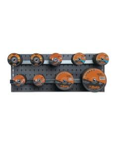 Assortimentodi 540 dischi abrasivi rigidi congancisenzapannello 6600 M/859