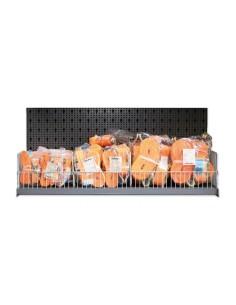 Assortimento50cricchettidiancoraggio congriglie,ripianoeganci senzapannello 8600 R/601