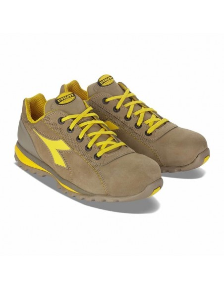 scarpe antinfortunistiche Diadora Glove II S3 Beige