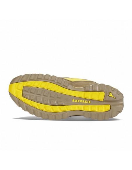 Soletta scarpe antinfortunistiche Diadora Glove II S3 Beige