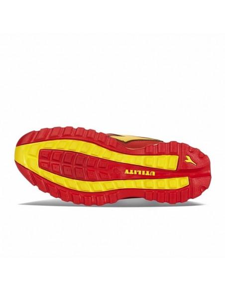 Scarpe antinfortunistiche Diadora Glove II S3 Rosso