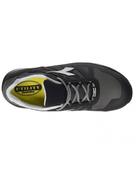 Scarpe antinfortunistiche Diadora D.Trail S3 Grigio/nero
