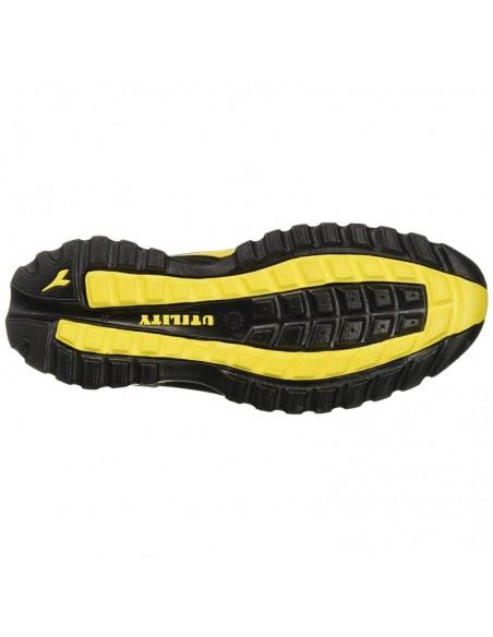 Scarpe antinfortunistiche Diadora Glove II S3 Nero