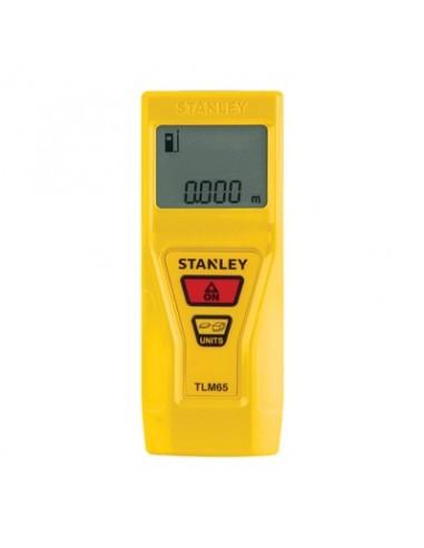 Misuratore laser Stanley TLM 65