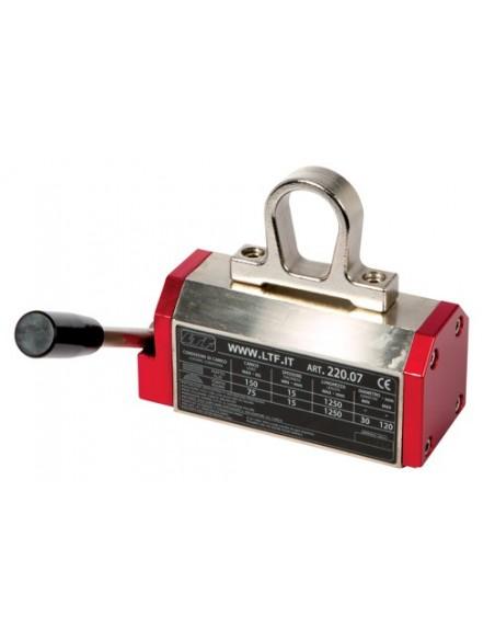 Sollevatore a magneti permanenti LTF forza magnetica 300kg