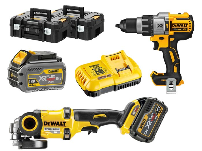 dewalt dcz201t2t-it